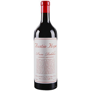 ihocon: Austin Hope 2017 Cabernet Sauvignon Paso Robles *12 Bottles* NEWLY RELEASED   2紅酒- 赤霞珠