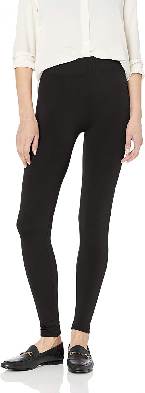 ihocon: MUK LUKS Women's Solid Fleece Leggings