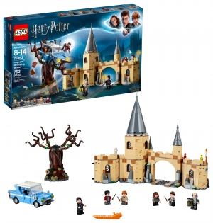 LEGO Harry Potter Hogwarts Whomping Willow 75953 (753 Pieces) $48.99(原價$69.99)