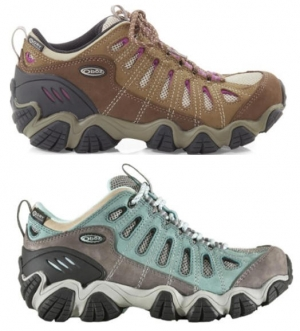 ihocon: Oboz Sawtooth Low BDry Hiking Shoes - Women's 女士登山鞋-2色可選