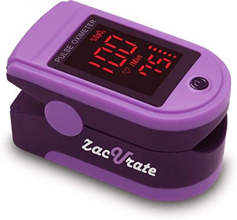 ihocon: Zacurate Pro Series 500DL Fingertip Pulse Oximeter 血氧監測儀