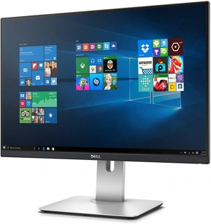 ihocon: Dell Computer Ultrasharp U2415 24吋 Screen LED Monitor, Black  電腦螢幕