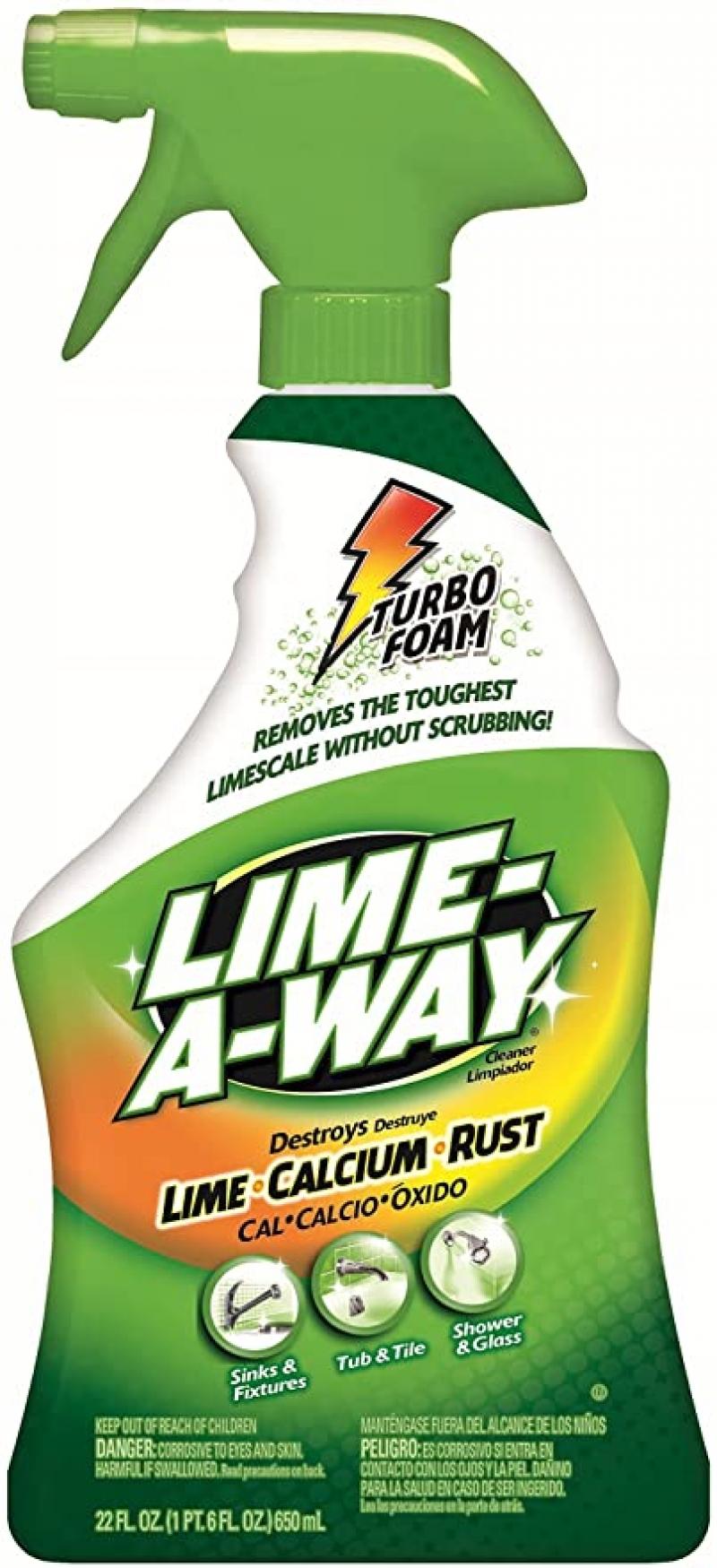 ihocon: Lime-A-Way Cleaner, 22 Fluid Ounce 清潔劑 (清除水漬, 銹斑)