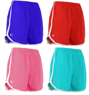 ihocon: Under Armour Women's Heatgear Running Shorts  女式運動短褲 - 多色可選