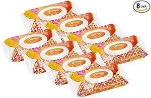 Kleenex 手部/臉部除菌濕巾 8包 $9.80(原價$15.49), 滿$40可再減$10