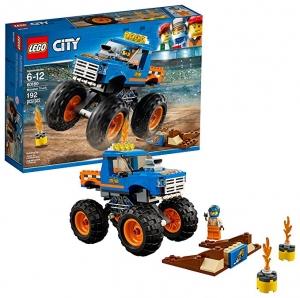 LEGO樂高 City Monster Truck 60180 (192 Piece) $12.99(原價$19.99)