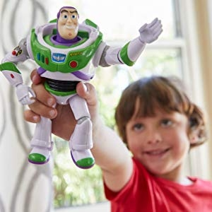 ihocon: Disney Pixar Toy Story Buzz Lightyear Figure, 7 巴斯光年