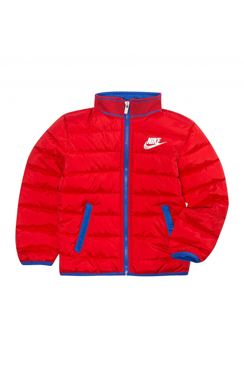 ihocon: Nike Stand Collar Puffer Jacket 兒童夾克
