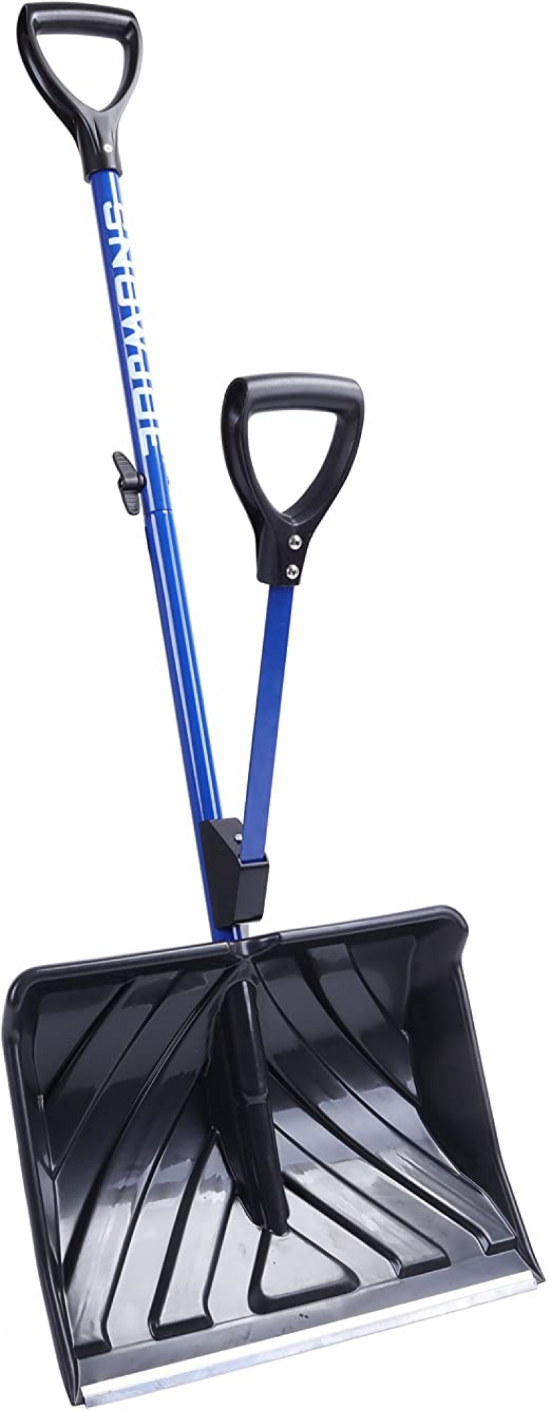 ihocon: Snow Joe SJ-SHLV01 Shovelution Strain-Reducing Snow Shovel | 18-Inch 雪鏟