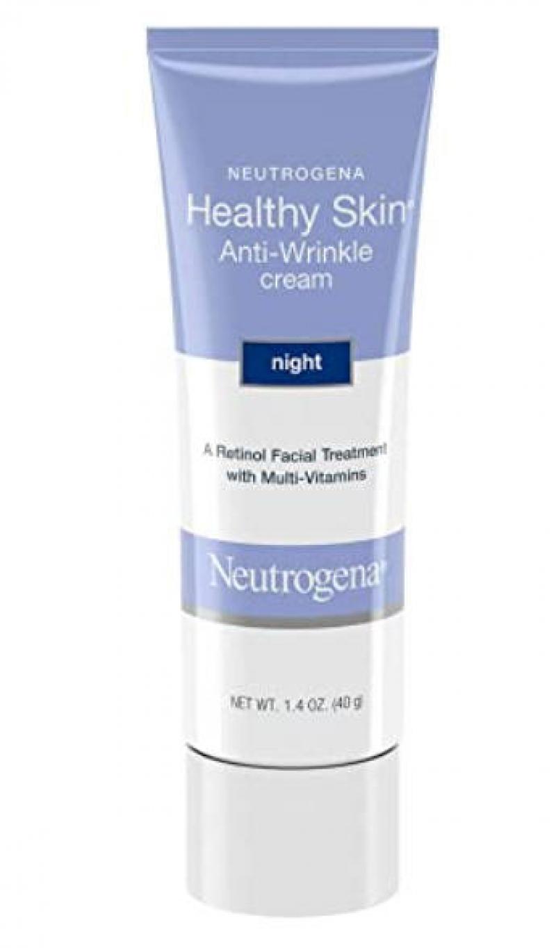ihocon: Neutrogena Healthy Skin Anti-Wrinkle Retinol Night Cream, 1.4 oz 露得清抗皺晚霜