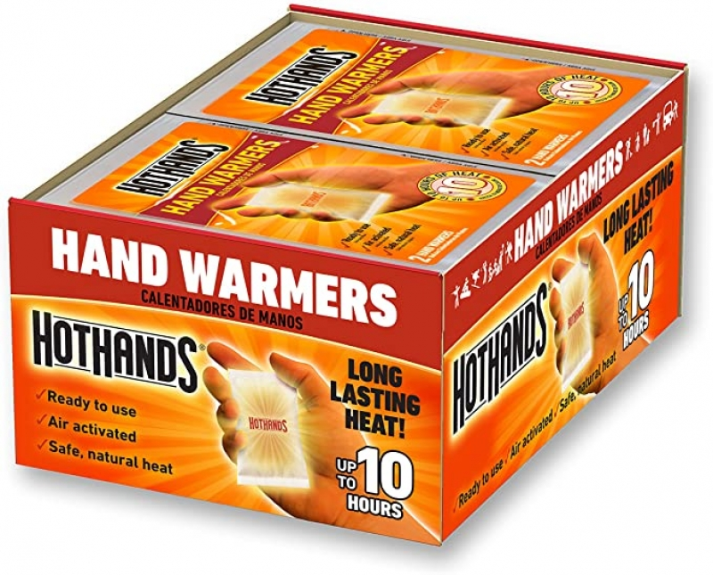 ihocon: HotHands Hand Warmers, Up to 10 Hours of Heat - 40 Pair 暖暖包
