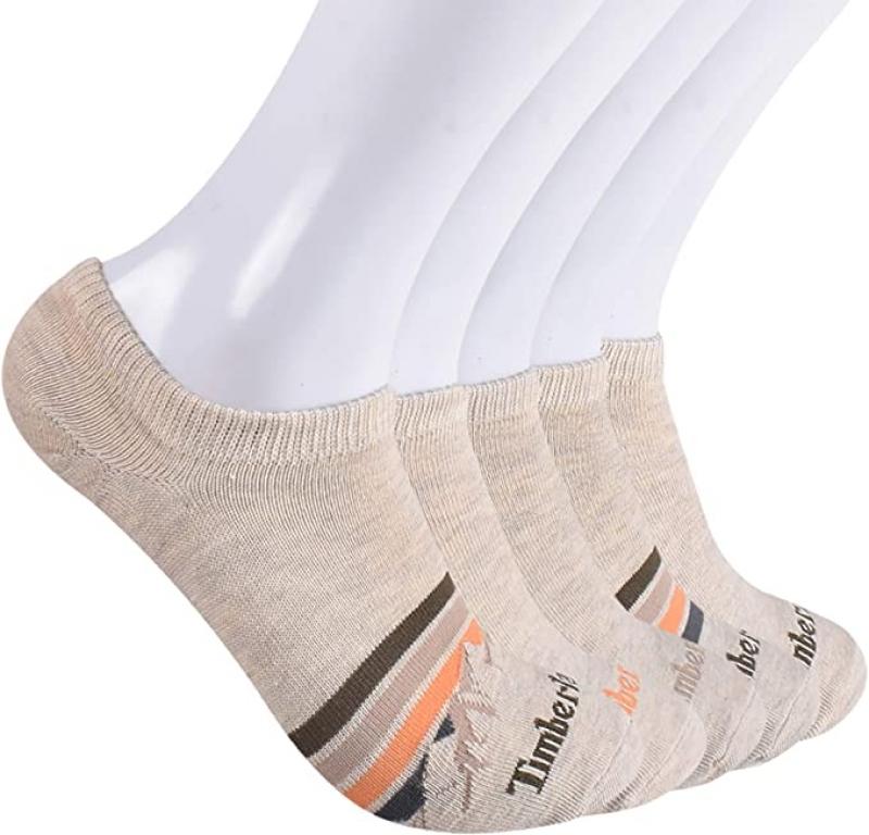 ihocon: Timberland womens 5-pack No Show Liner Socks 女襪 5雙