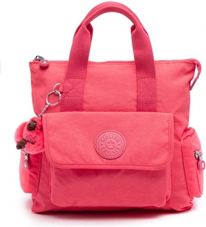 ihocon: Kipling Revel 2-in-1 Convertible Bag, Wear 2 Ways, Zip Closure   2合1包包