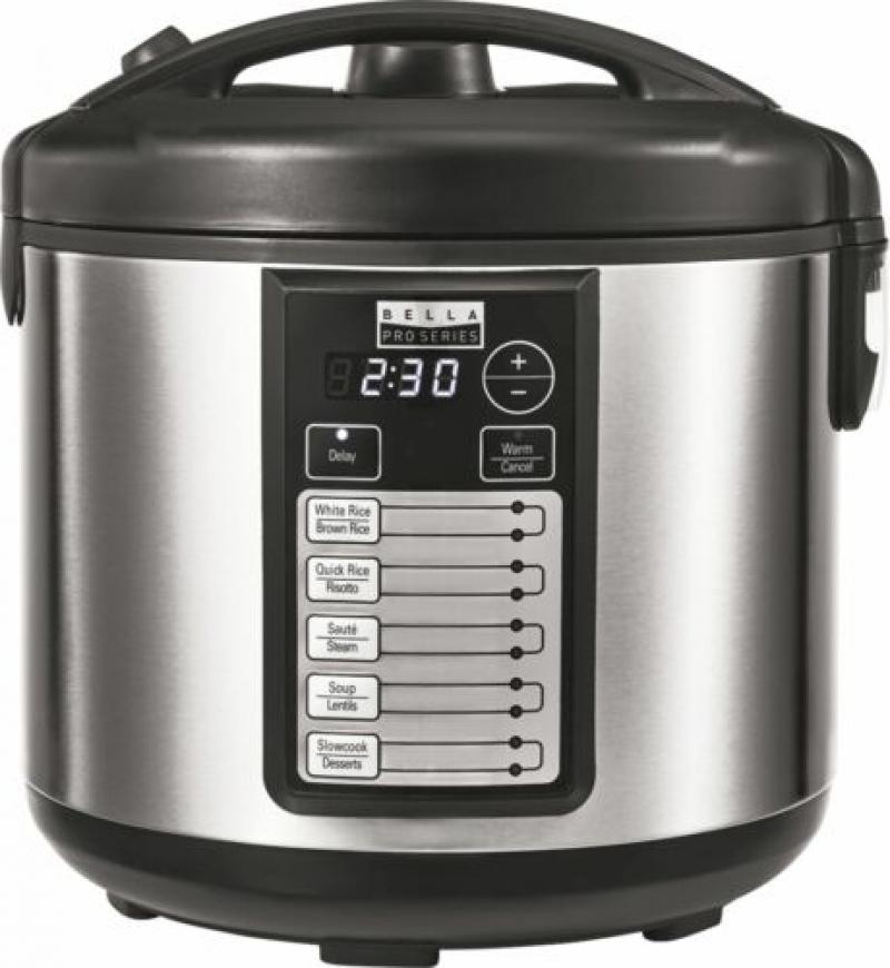 ihocon: Bella Pro Series 20-Cup Rice Cooker 電飯鍋