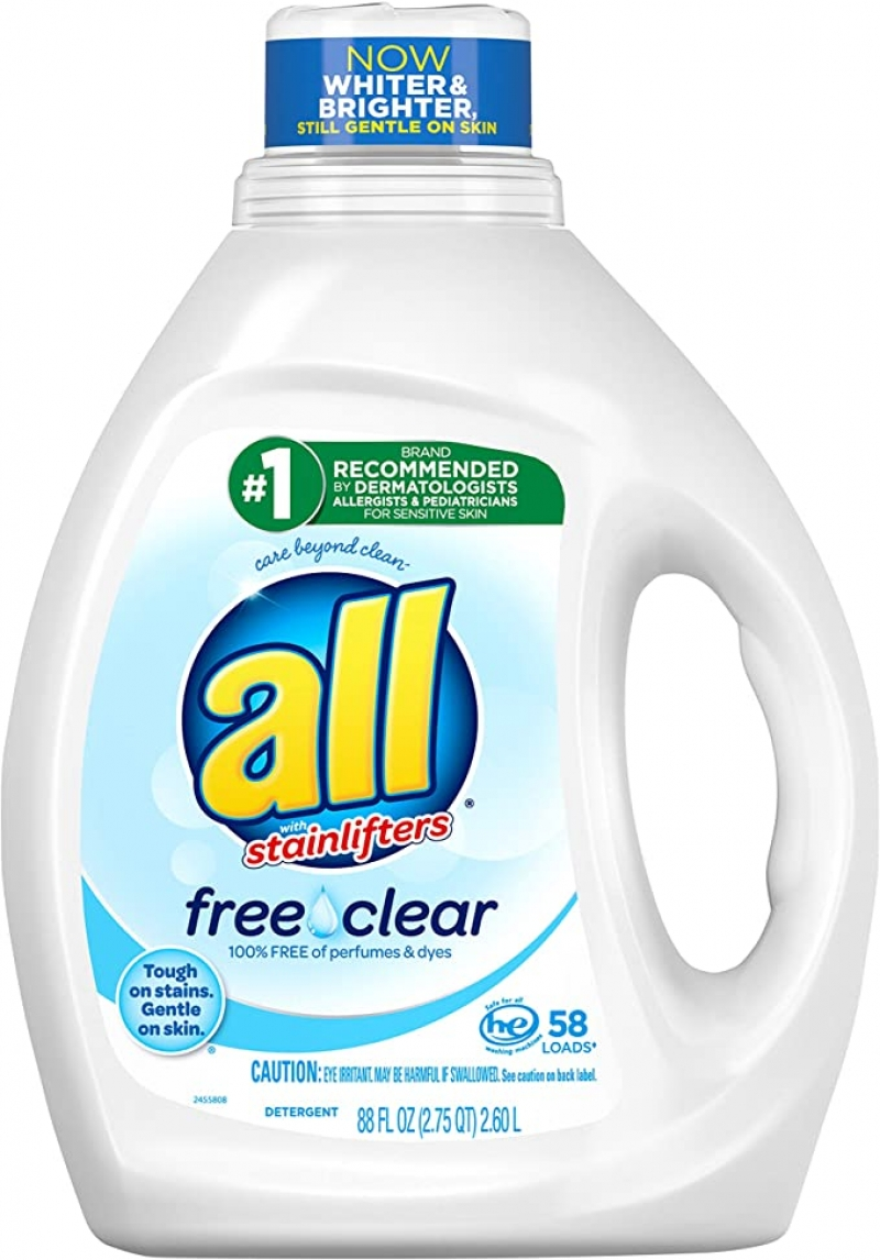 ihocon: all Liquid Laundry Detergent, 58 Loads, 88 Fluid Ounce 洗衣精