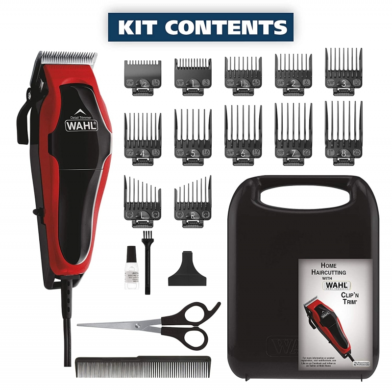 ihocon: Wahl Clipper Clip 'n Trim 2 In 1 Hair Cutting Clipper/Trimmer Kit 電動理髮器