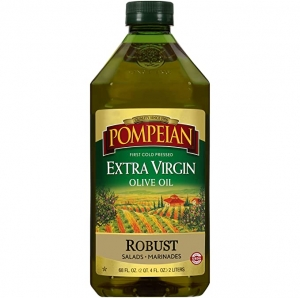 ihocon: Pompeian Robust Extra Virgin Olive Oil, 68 fl oz 初榨橄欖油