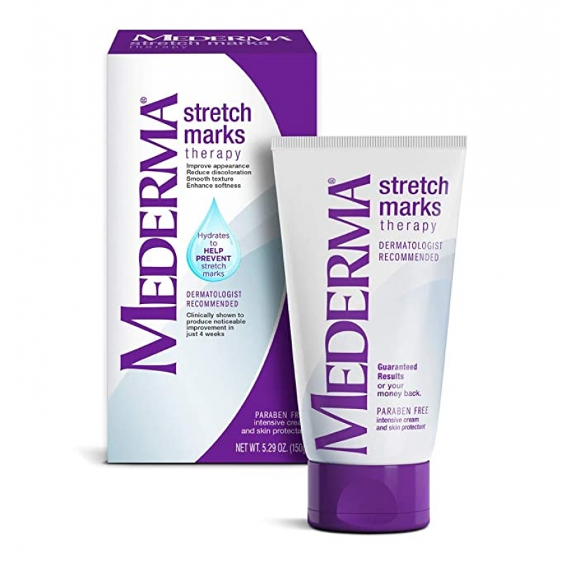 ihocon: Mederma Stretch Marks Therapy, 5.29 Ounce 妊娠紋霜