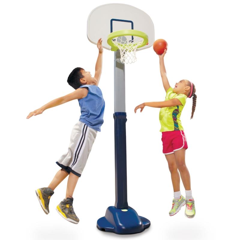 ihocon: Little Tikes Adjust 'n Jam Pro Basketball Set  兒童籃球運動組