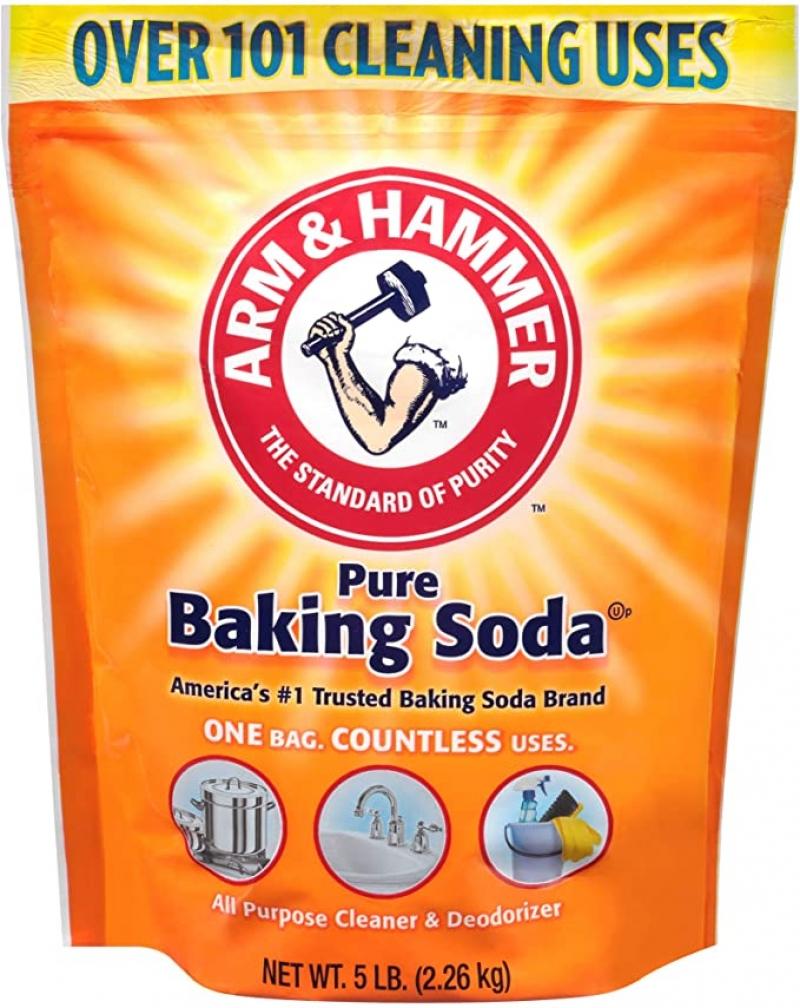 ihocon: Arm & Hammer Baking Soda, 5 Lbs 小蘇打