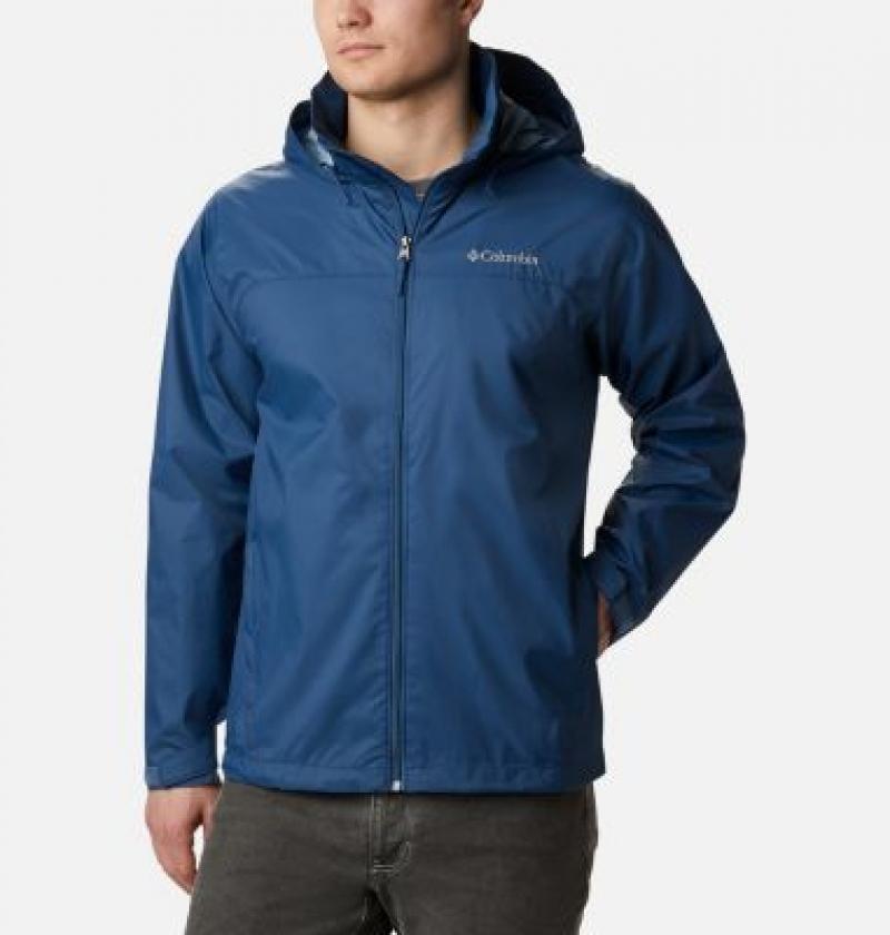 ihocon: Columbia Men's Glennaker Lake™ Rain Jacket 男士防水夾克