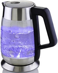 ihocon: Ovente Glass Electric Kettle 1.8L玻璃電熱水瓶