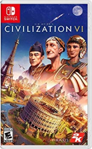 ihocon: Sid Meier's Civilization VI - Nintendo Switch