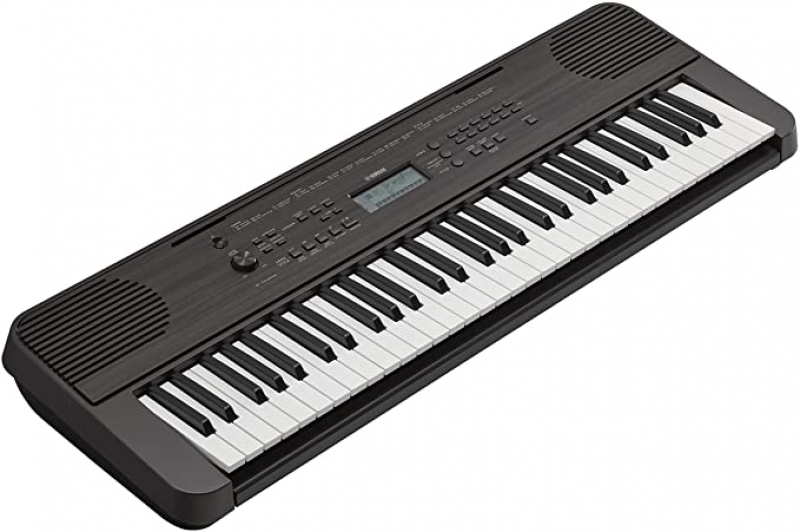 ihocon: Yamaha PSRE360 61-Key Touch Sensitive Portable Keyboard with Power Supply, 便攜式電子琴