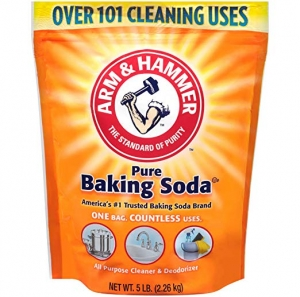 ihocon: Arm & Hammer Pure Baking Soda, 5 lb 小蘇打粉