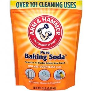 ihocon: Arm & Hammer Pure Baking Soda, 5 lb 小蘇打粉