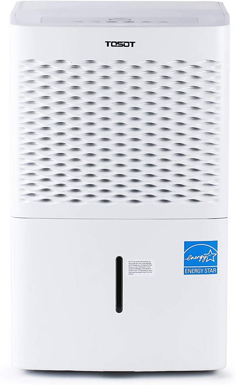 ihocon: TOSOT 3,000 Sq Ft Energy Star Dehumidifier 除濕機
