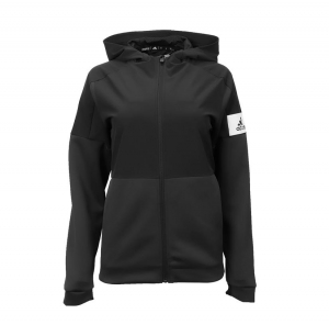 ihocon: adidas Women's Full Zip Hooded Game Mode Jacket 女士連帽夾克