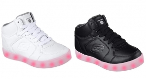 ihocon: Skechers Kids S Energy Lights Sneaker 閃燈童鞋(size: 7.5 Big Kid)