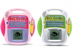 ihocon: LeapFrog Mr. Pencil's Scribble & Write 兒童遊戲學機機