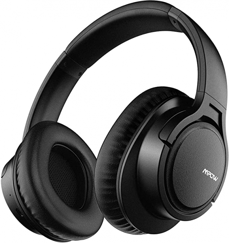 ihocon: Mpow H7 Over Ear Bluetooth Headphones with Microphone for Cellphone Tablet 藍牙無線耳機