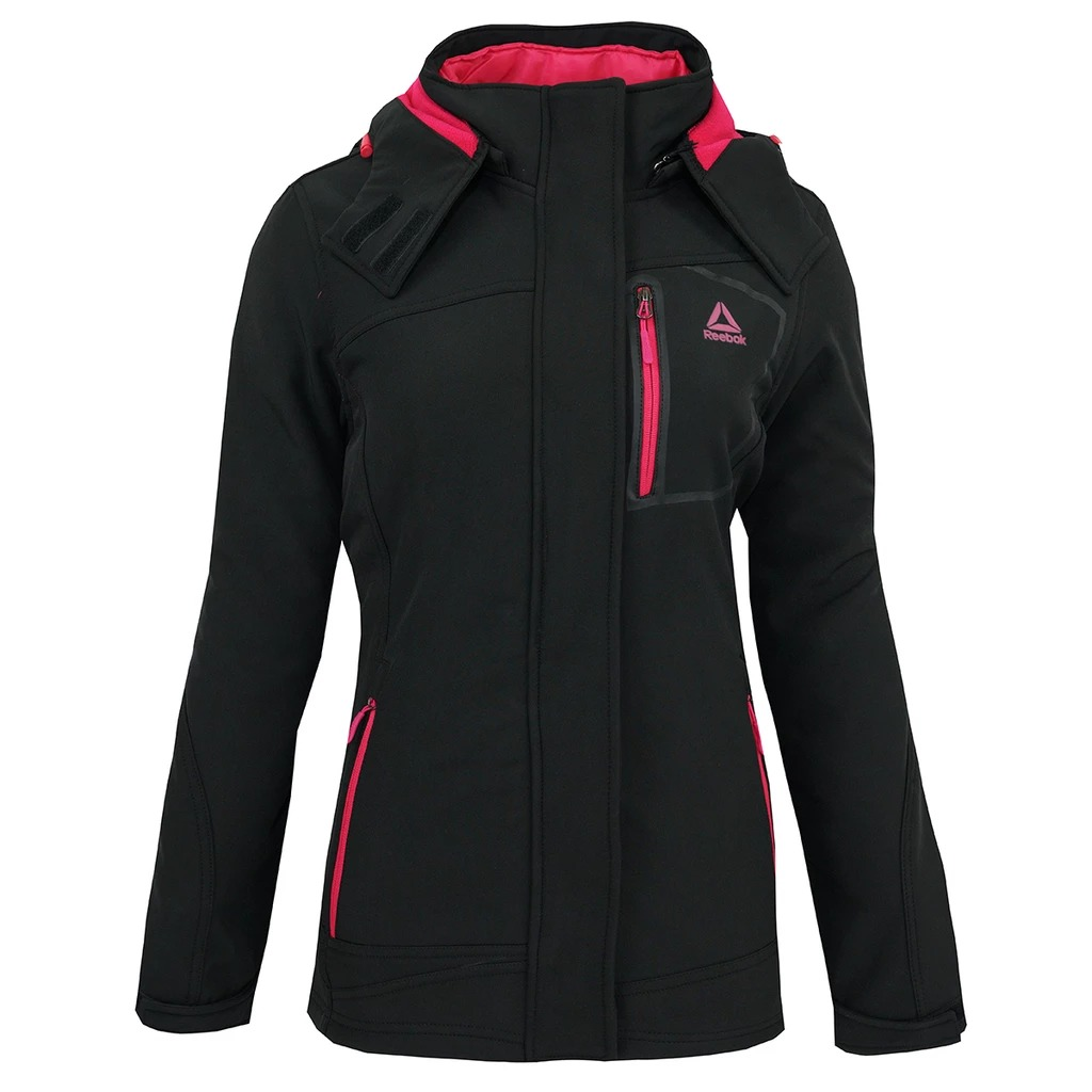 ihocon: Reebok Women's Softshell System Jacket 女士外套 - 2色可選