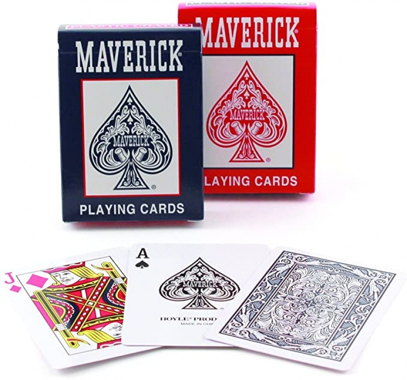 ihocon: Maverick Standard Index Playing Cards 撲克牌