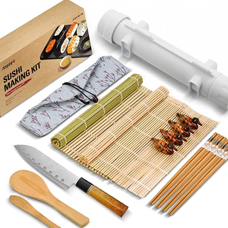 ihocon: ISSEVE Sushi Making Kit 壽司製作工具一組