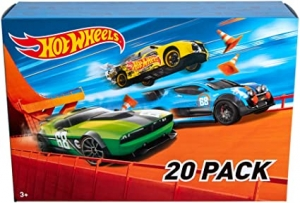 ihocon: Hot Wheels 20 Cars Gift Pack, Styles May Vary 小汽車
