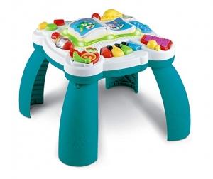 ihocon: LeapFrog Learn & Groove Musical Table幼兒學習遊戲桌