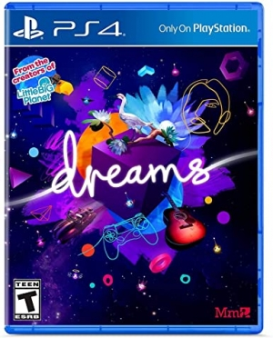 ihocon: [PlayStation 4 遊戲] Dreams