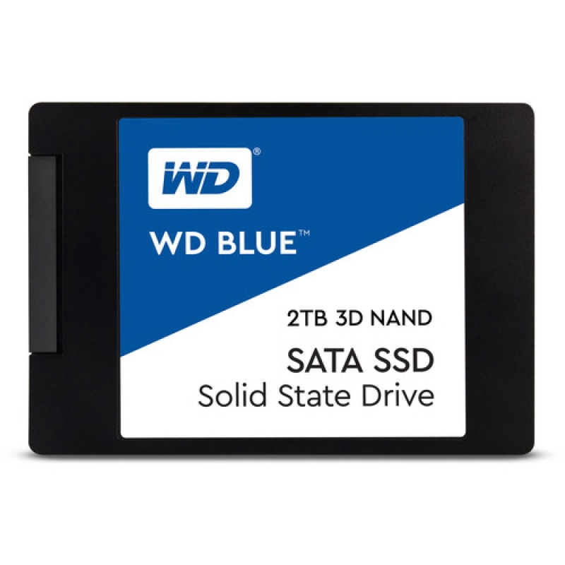 ihocon: WD 2TB Blue 3D NAND SATA III 2.5 Internal SSD 內置固態硬碟