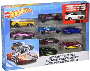 ihocon: Hot Wheels 9-Car Gift Pack (Styles May Vary) 9輛小汽車