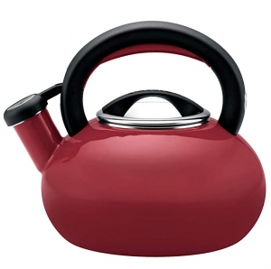 ihocon: Circulon 56586 1.5-Qt. Sunrise Carbon Steel Teakettle 碳鋼煮水壺