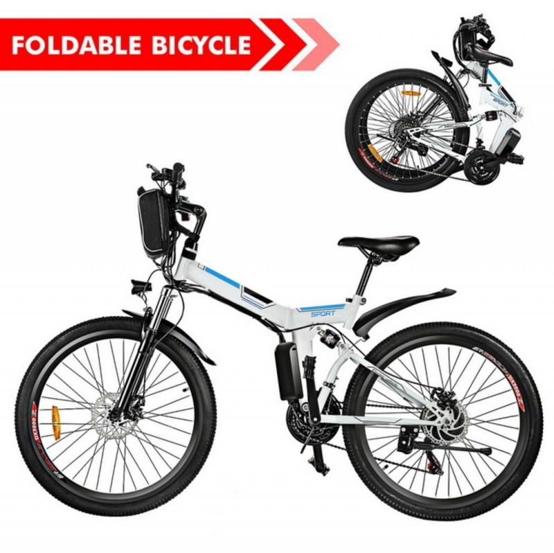 ihocon: Generic Folding Electric Mountain Bike with 26吋折疊式電動越野自行車