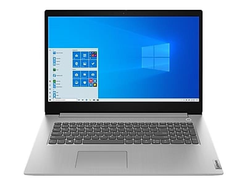 ihocon: Lenovo IdeaPad 3 17IML05 81WC 17.3吋筆記型電腦(Intel i3, 8GB Memory, 256GB SSD, Windows 10)