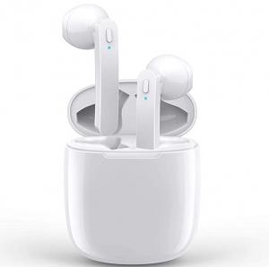 ihocon: Geman Wireless Bluetooth 5.0 in-Ear Sweatproof Earbuds with Charging Case 真無線耳機