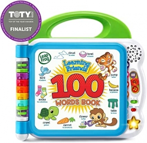 LeapFrog Learning Friends 100 Words Book $13.19(原價$17.59)