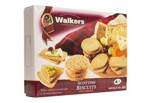 ihocon: Walkers Shortbread Scottish Biscuits for Cheese, 8.8 Ounce餅乾