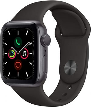 ihocon: Apple Watch Series 5 (GPS, 40mm) - Space Gray